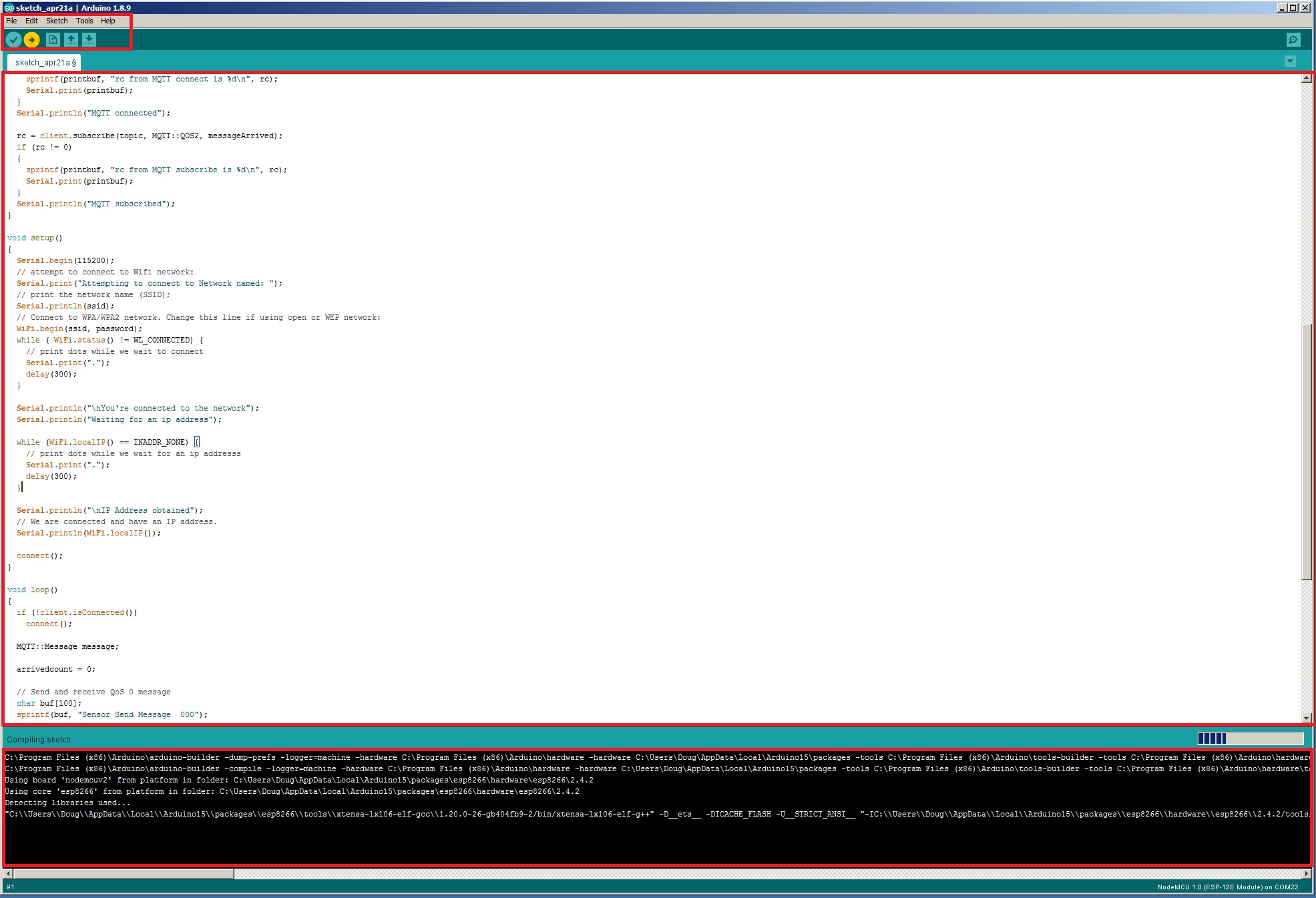 Learn To Program Arduino: The IDE – Smarter Home Club